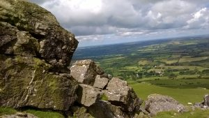 Dartmoor scenery is part of our environment