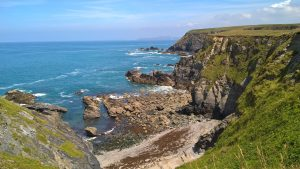 our environment has views from southwest coastal path
